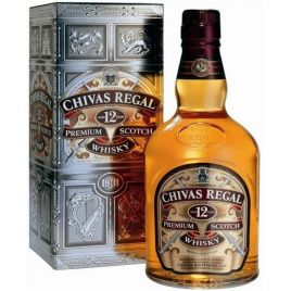 CHIVAS REGAL 12Y 1 L