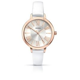 SEKONDA WHITE ROSE GOLD