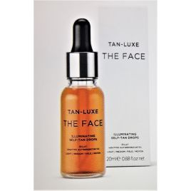 TAN-LUXE THE FACE Illuminating Self-Tan Drops Light/Medium 20ml