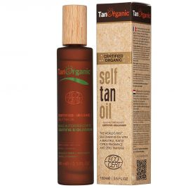TAN ORGANIC Organic Self Tan Oil 100ml